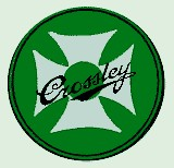 Logo Crossley auto's